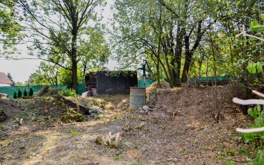 Stavebný pozemok, 565m2, Nemšová.