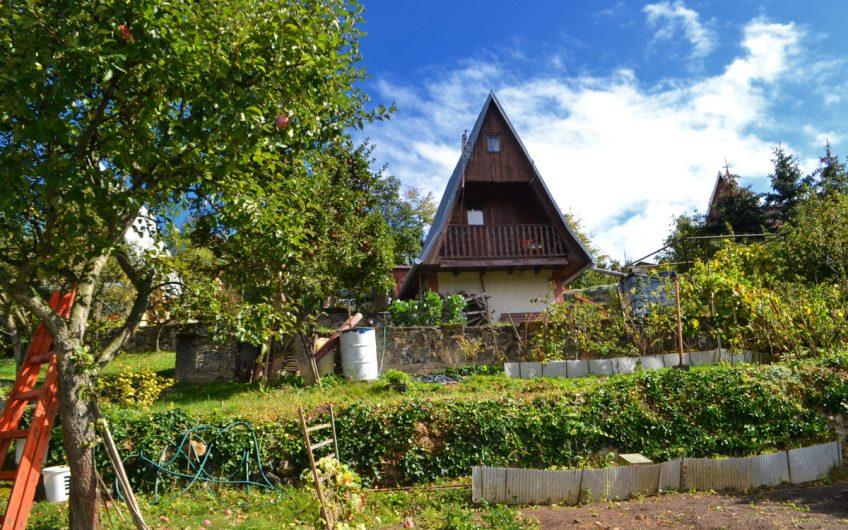 Chatka so záhradou o výmere 396m2, k.u. Ilava.