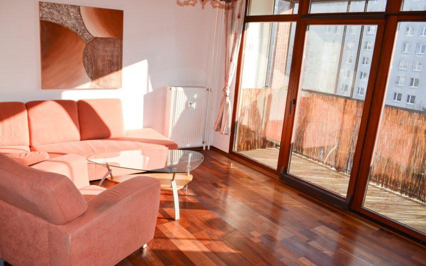 Kvetná –  Trojizbový slnečný byt s balkónom