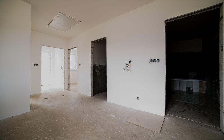 Novostavba 4 izbového RD v radovej zástavbe Brunovce