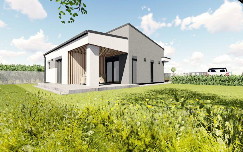 Novostavba Trenčín | Tehlový  4i dom s pozemkom 440m2