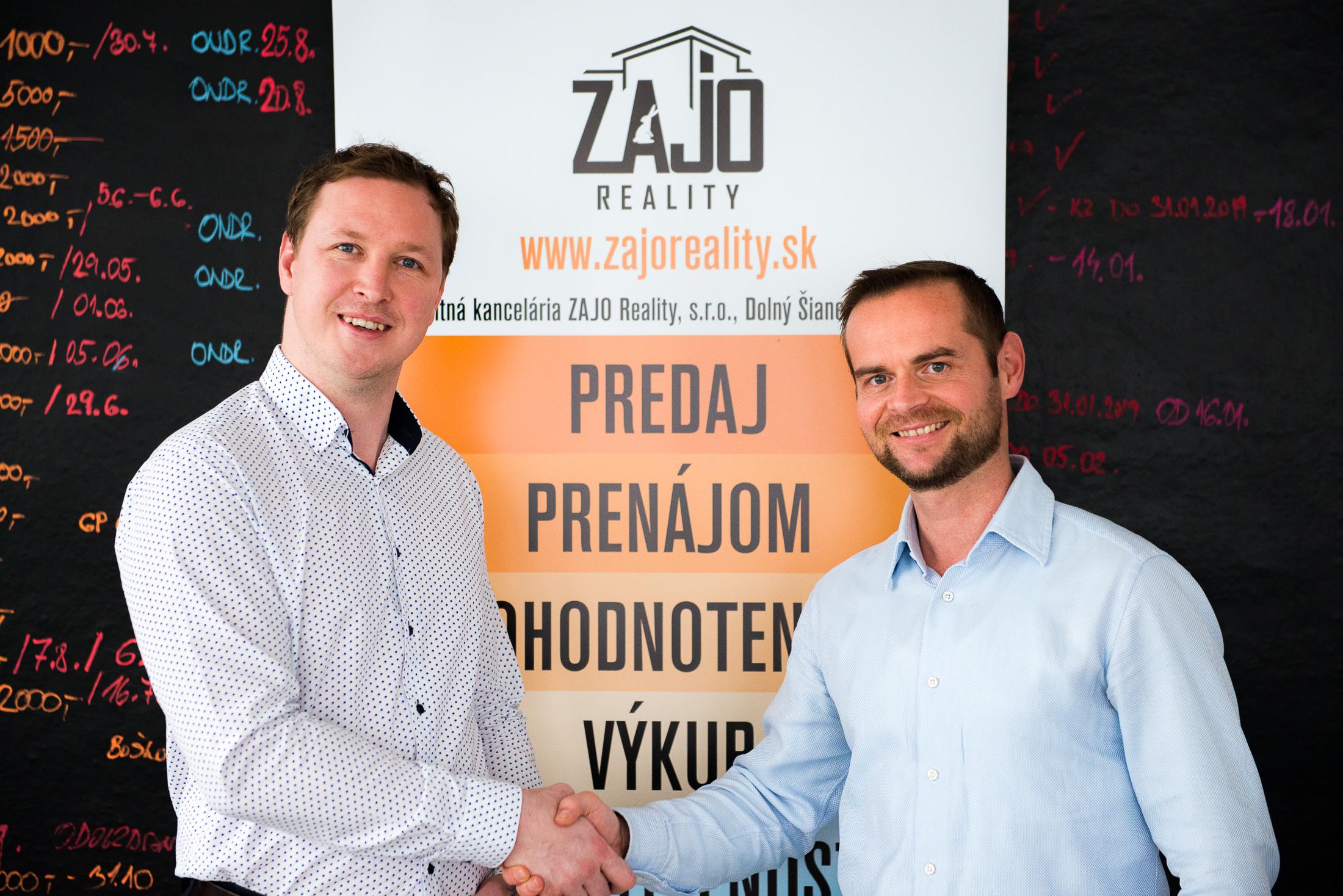 Tomáš Zajac - ZAJO Reality a úverový špecialista Andrej Michalčík