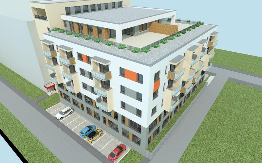 Veľkomoravská TN | 3-izbový byt s balkónom a pivnicou v cene