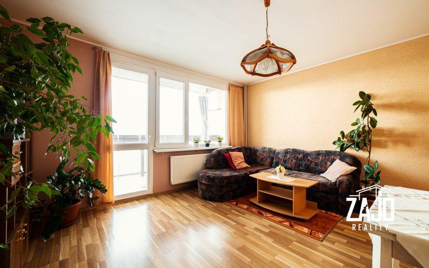 REZERVOVANÉ – Dvojizbový byt s lodžijou