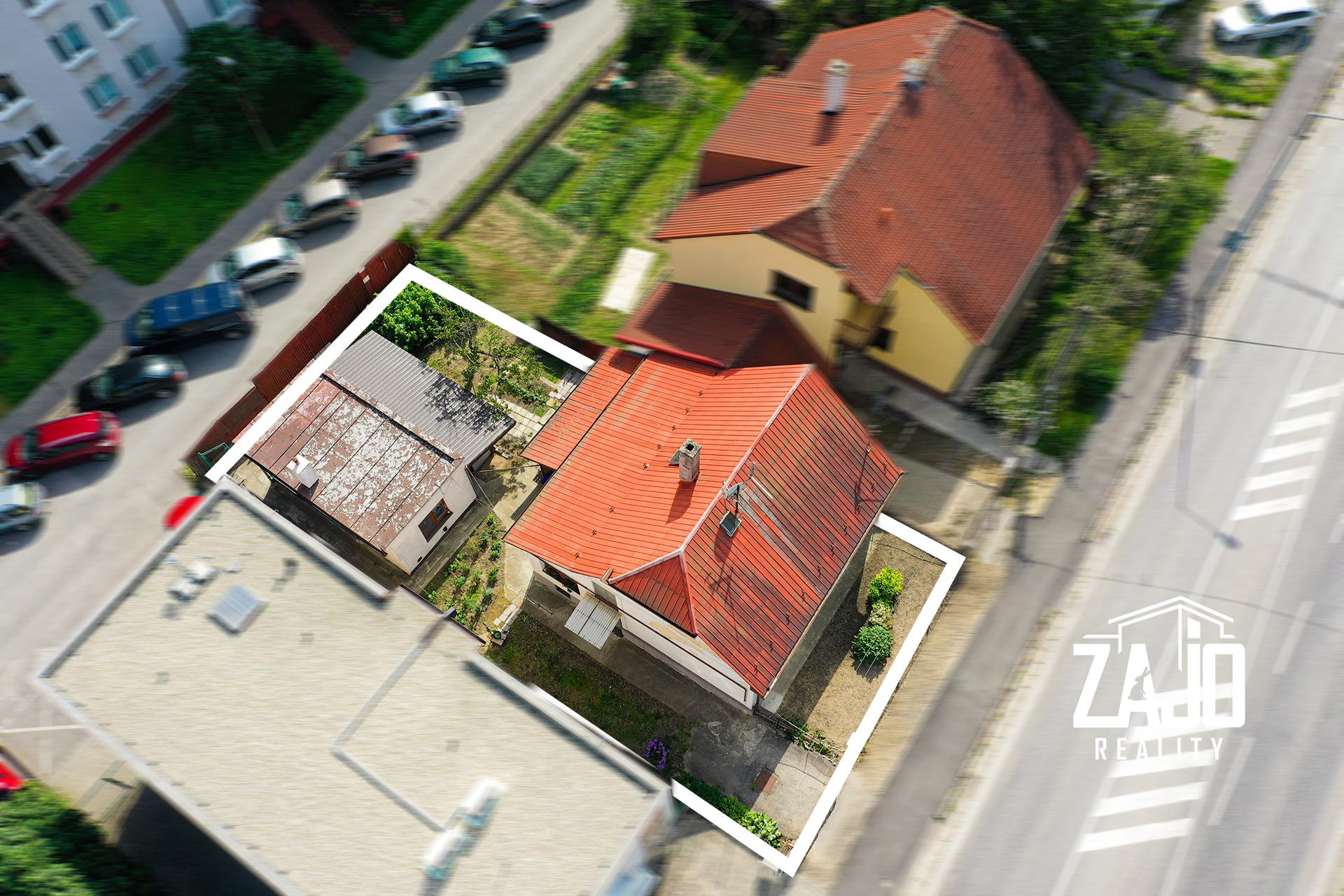 Bratislavská - Rodinný dom / sídlo na dobrej adrese.