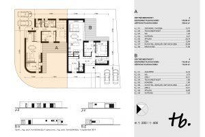 nízkoenergetický rodinný dom v Trenčíne časť Záblatie za 191.000,- eur na pozemku 371m2