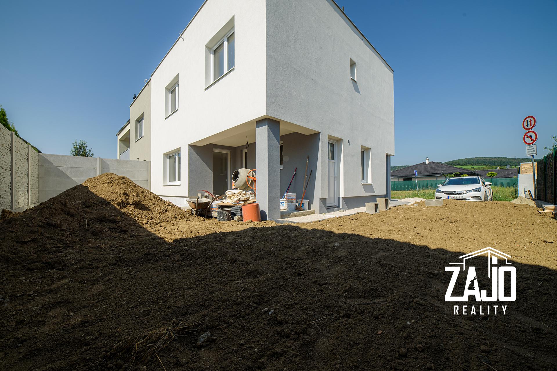 Na predaj novostavba rodinný dom v Trenčíne od ZAJO reality