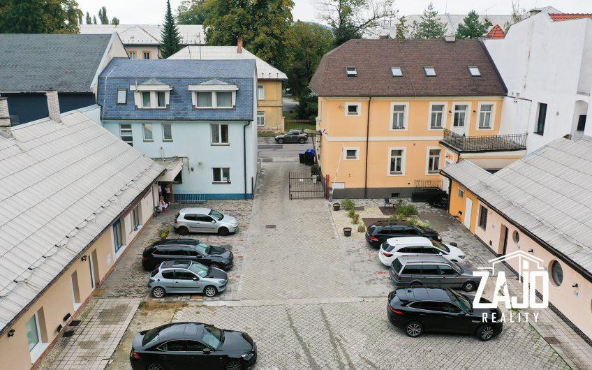 NA PRENÁJOM | priestory na komerčné účely o výmere 123m2.