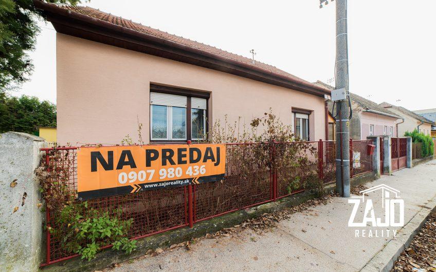 NA PREDAJ   Rodinný dom Medňanského ul. vTrenčíne
