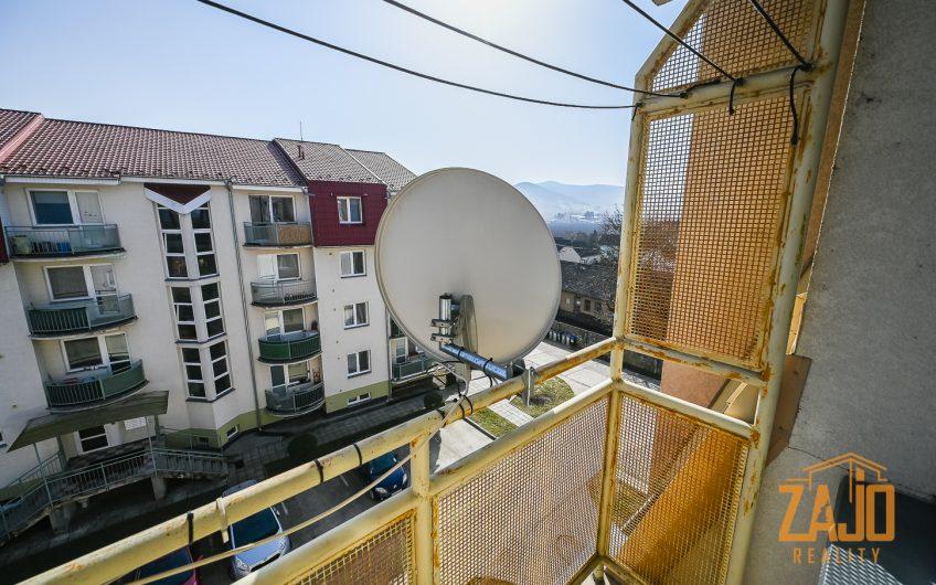 NA PREDAJ | 1 – Izbový byt sbalkónom, 37m2, Trenčianske Stankovce