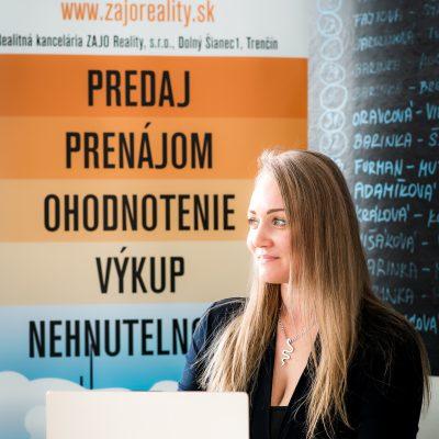 Martina Pojezdálová