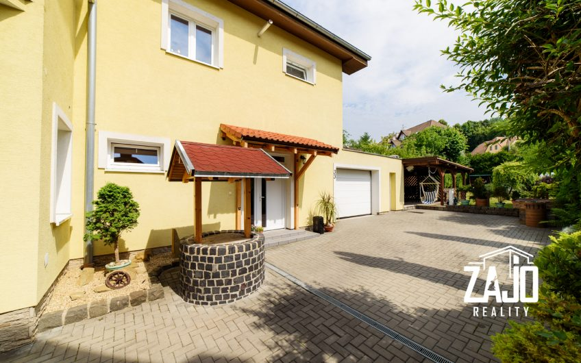 NA PREDAJ | 5izbový dom sgarážou – širšie centrum mesta Trenčín.