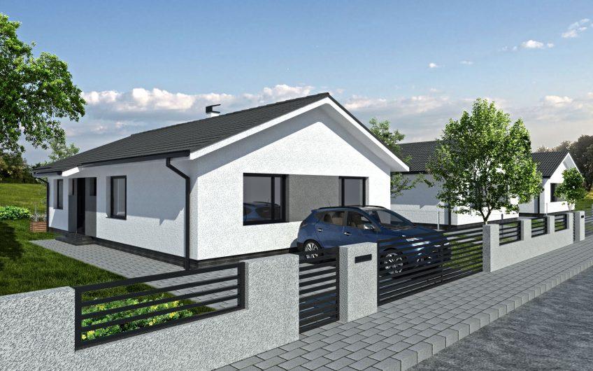 NA PREDAJ/ Rodinné domy – bungalovy Borčice